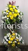 FW 012 Funeral Wreath