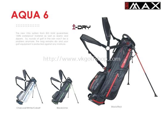 Big Max Aqua 6 I-Dry Stand Bag