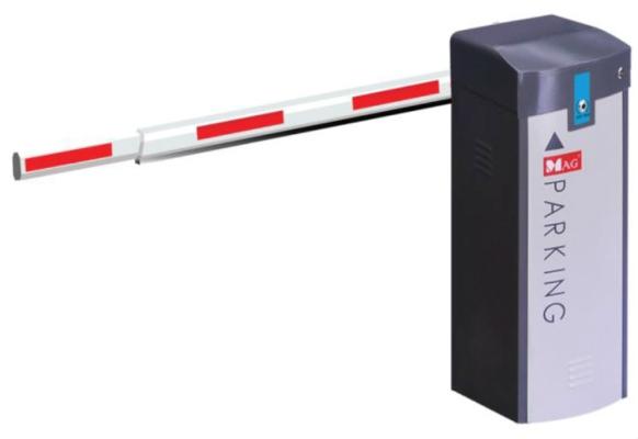 BR6000T Intelli Barrier