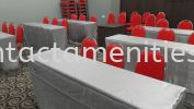 Conference Table Cloth Table Cloth F and B Linens