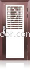 AP1-W999 HP Half Plate Security Door (NEW)