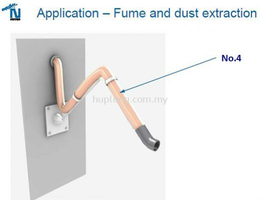 Application - Fume and dust extraction