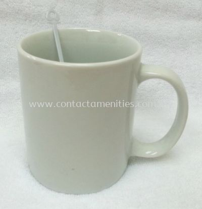 Porcelain Mug (White)