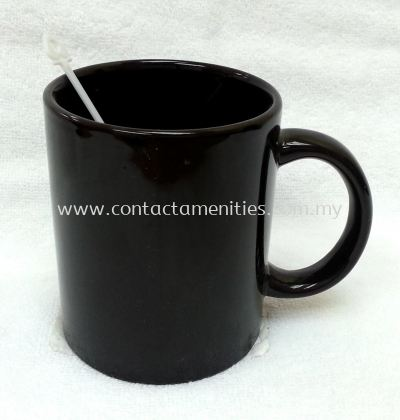 Porcelain Mug (Black)