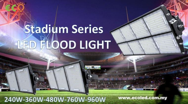 New Product- LED FLOOD LIGHT-Stadium Series