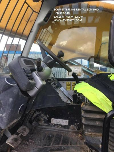 JCB 540-170 Telehandler for sale April 2017