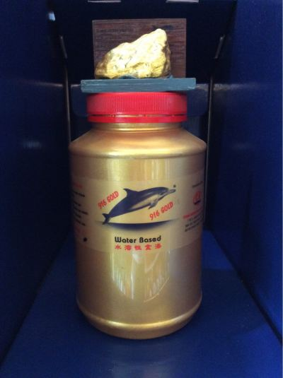 DOLPHIN 916 GOLD PAINT 300G