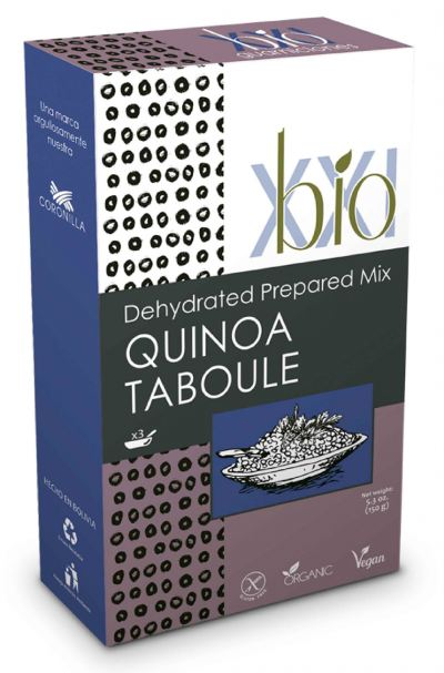 Dehydrted Prepared Mix QUINOA TABOULE