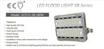 ECO-FL-SB-100W ECO-SB SERIES LED FLOOD LIGHT