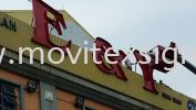 neon sign 3D signage repair Click detail Signboard / Lighting Signboard