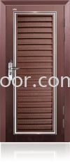 AP1-W31 Wrought Iron Security Door