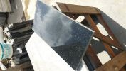 Black Galaxy Tiles Polished