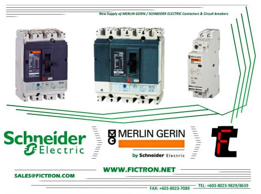 NS250N 100A 4P4t 31782 Compact NS250N (36 kA at 380/415 V) Merlin Gerin/Schneider Electric Contactor With electronic trip unit STR22SE Supply Malaysia Singapore Thailand Indonesia Philippines Vietnam Europe & USA