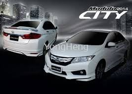 Honda City 2014 Modulo