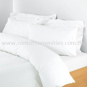 Duvet Cover - Plain White