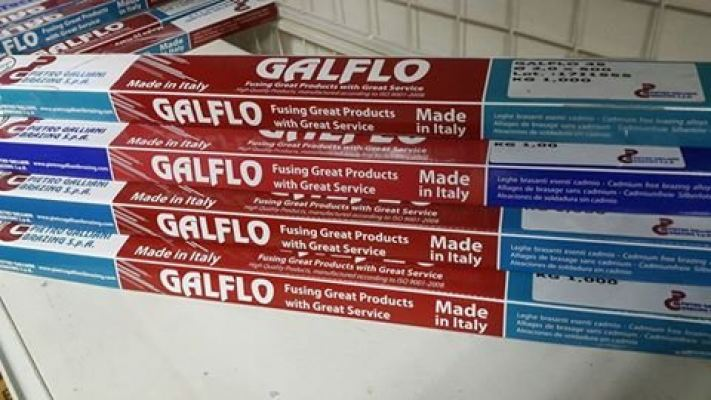 GALFLO Silver Brazing Alloy