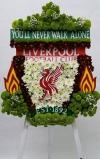 Liverpool logo flower arrangement Featured / Special