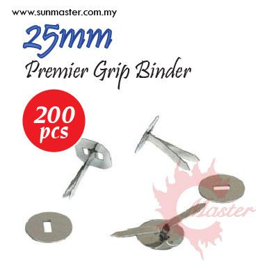 25mm Premier Grip Binder