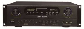 VOSS Audio KTV-980 Karaoke Amplifier  KTV Amplifier VOSS Audio