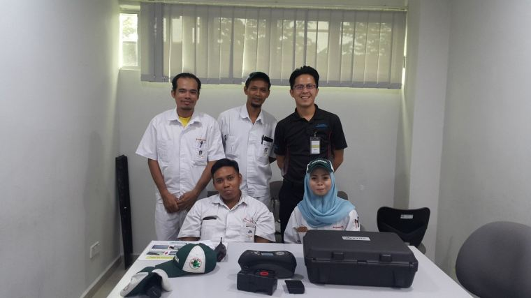 X-rite Portable Spectrophotometer assist Honda Malaysia with meeting colour requirements.