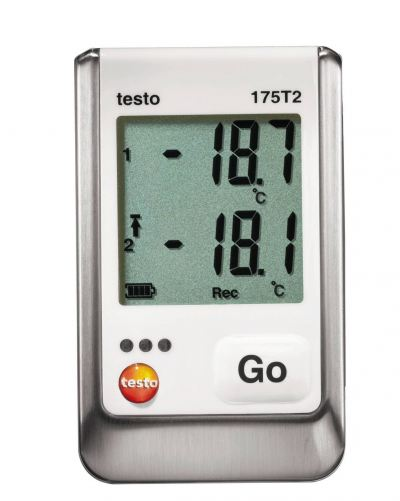 Testo 175T2 - Temperature data logger
