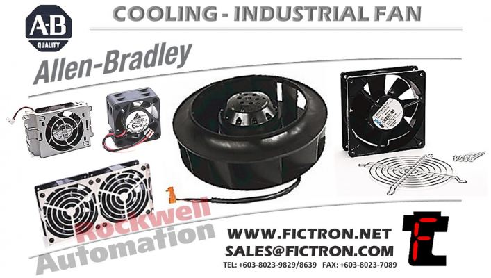 """2300-SPH01A 2300SPH01A """"FAN 5 in."""" AB - Allen Bradley - Rockwell Automation �C Cooling Fan Supply Malaysia Singapore Thailand Indonesia Philippines Vietnam Europe & USA"""