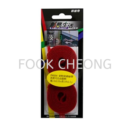 Cable Strap 背对背绑线带 (P90205) Cable Strap 整线专家 Consumer Supplier, Distributor, Supply, Supplies ~ Fook Cheong Trading Sdn Bhd