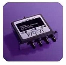 8763A 4-Port Coaxial Switch, DC to 4 GHz  RF and Microwave Electromechanical Switches  Keysight Technologies