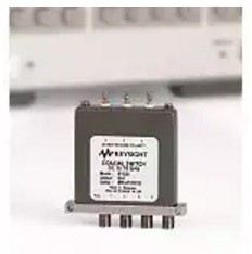 8763B 4-Port Coaxial Switch, DC to 18 GHz  RF and Microwave Electromechanical Switches  Keysight Technologies