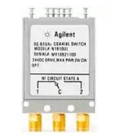 N1810UL Coaxial Switch, DC up to 67 GHz, SPDT  RF and Microwave Electromechanical Switches  Keysight Technologies