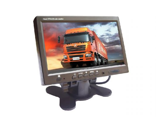 7'' MULTI-PURPOSE TFT COLOUR MONITOR վ��ʽ7�����;��ɫ��Ļ