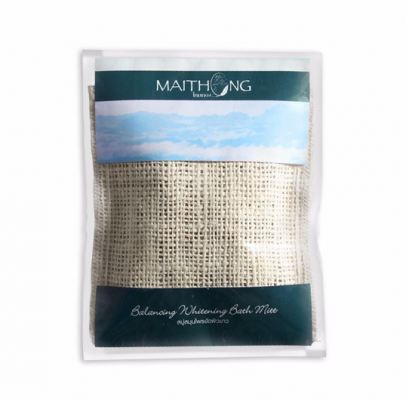 Maithong Inner Peace Bath Mitt