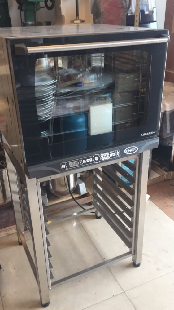 Unox XFT-135 Linemiss Oven With Lateral Support