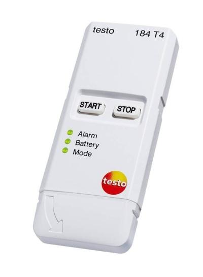Testo 184T4 - Temperature data logger for transport monitoring