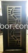 Germany Security Door