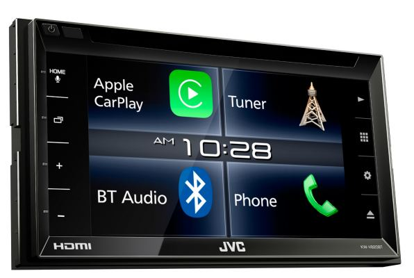KW-V820BT 6.8-inch Clear Resistive Touch Panel