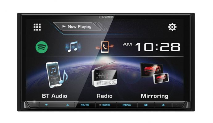 DDX-7017BT 7inch WVGA Capacitive Touch Screen AV Receiver