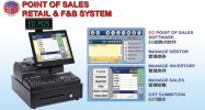 Point of Sales Retail & F&B System Point of Sales Retail & F&B System POS System