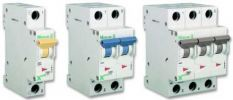 PLS4, PLS6 & PLSM Series, Moeller Miniature Circuit Breakers Fuses and Circuit Breakers