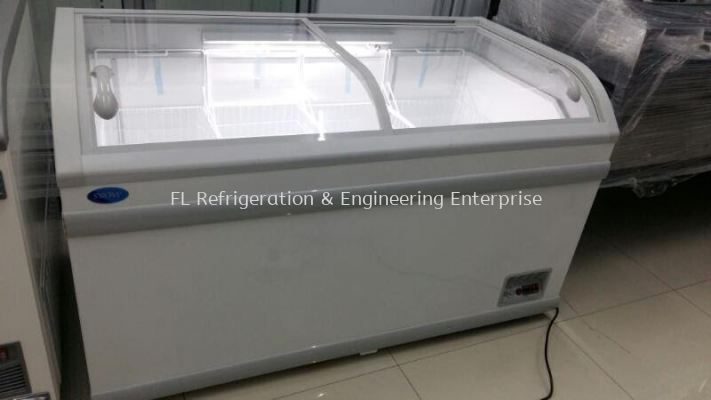 ISLAND FREEZER(PIPING SYSTEM)