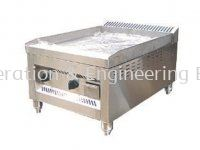 B40 GAS GRIDDLE TABLE TOP