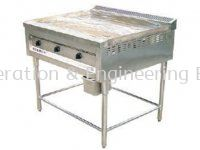 B41 GAS GRIDDLE C/W STAND
