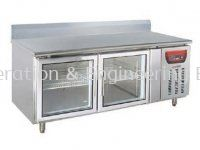 GLASS COUNTER CHILLER
