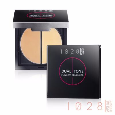 1028 Visual Therapy Dual Tone Flawless Concealer