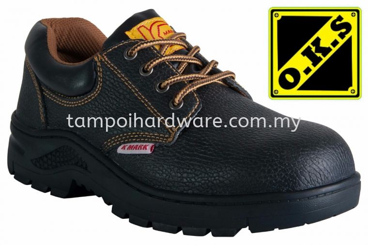K MARK Brand Safety Shoe KML-22 Footware Personal Protective Equipments