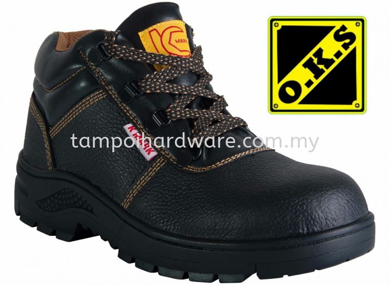 K MARK Brand Safety Shoe KMM-24 Footware Personal Protective Equipments