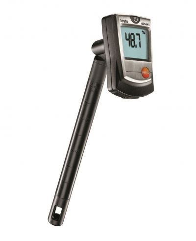 testo 605-H1 - Thermohygrometertesto 605-H1 - Thermohygrometer