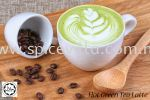 Not Green Tea Latte Espresso (Hot Beverages) Beverages