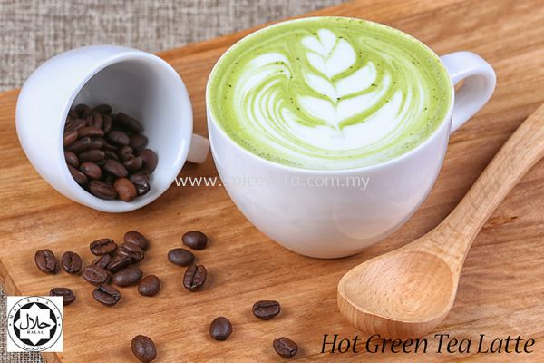 Not Green Tea Latte