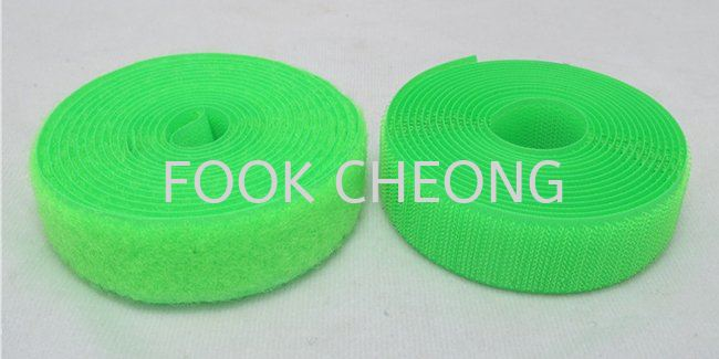 Hook & Loop Fastener Tape (193 Luminous Green) B2B Supplier, Distributor, Supply, Supplies  ~ Fook Cheong Trading Sdn Bhd